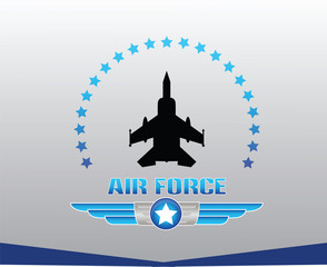 air force illustration