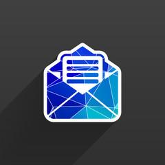 Envelope Icon letter post email envelope