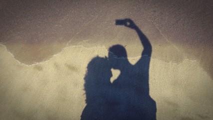 Sceglie romantico in spiaggia