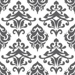 Vector Islamic Damask Pattern