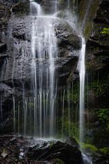 Printed kitchen splashbacks River Waterfall in Sapporo
