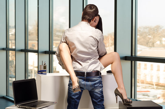 Concept of sexual relations on job