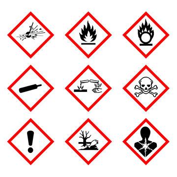 Nouvelle classification des produits chimiques