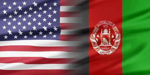 USA and Afghanistan.