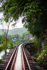 Railway in remote areas