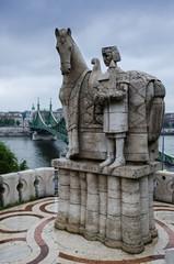 Szent Istvan Kiraly statue