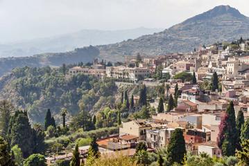 Taormina - Sizilien, Italien