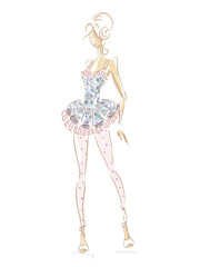 Fashion Summer Dress 209