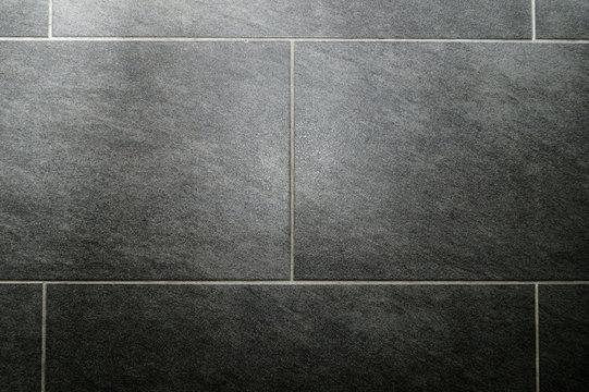 Fliesen Boden Kachel in grau