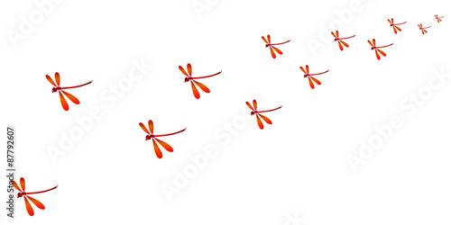 赤とんぼ 秋 背景fotoliacom の ストック画像とロイヤリティフリーの