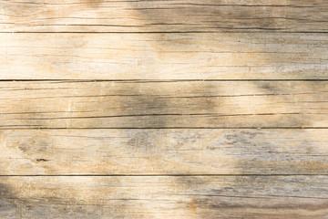Holz Hintergrund Wand Oberfläche mit Schattenwurf