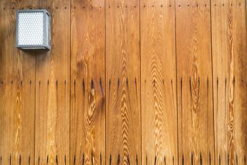 京町家の板塀