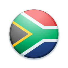 Republic of South Africa button