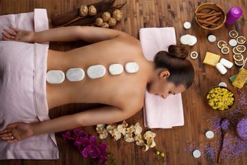 Relax body and mind - fototapety na wymiar