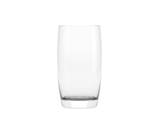 Glas oval leer