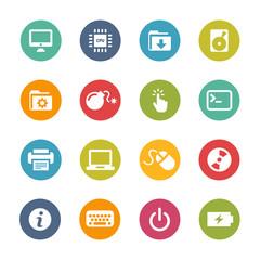 Computer Icons, Circle Series