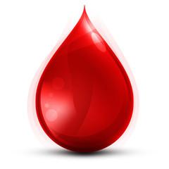 Ikona kropli krwi