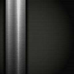 Metallic Vektor Background