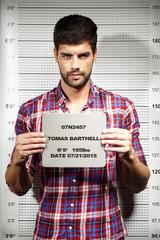 Photo of criminal