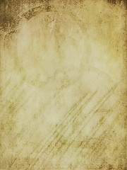 Abstract grunge old sheet of paper with graphite pencil texture background