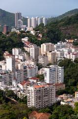 Apartment Buildings in Laranjeiras and Botafogo, Rio de Janeiro