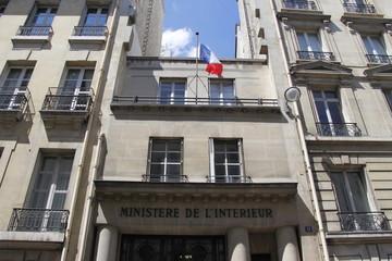 Paris - Ministère de l'intérieur