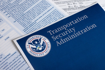 Transportation Security Administration Form