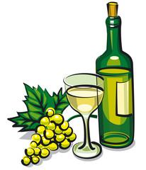 white table wine
