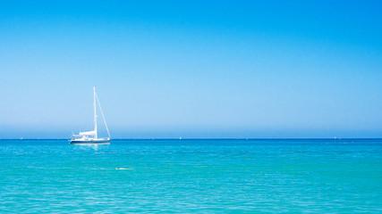 relax in the mediterranean