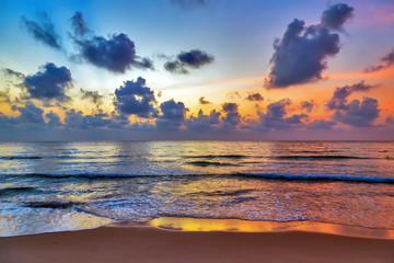 beach Sunset Sunrise