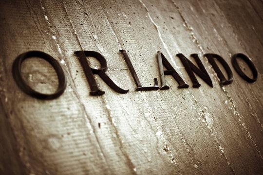 Orlando Sign