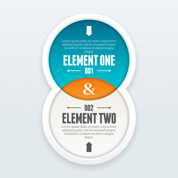 Twin Element Infographic