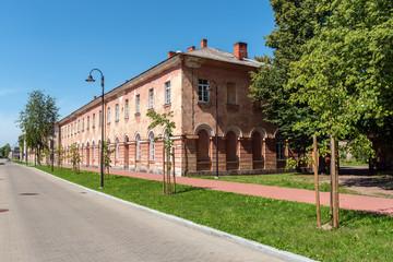 Ola house in Daugavpils fortress, Latvia