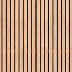 Naturmaterial Holz, nahtlos aneinander zu fügender Hintergrund für Architekturillustrationen, Muster, Holzverkleidung, Textur, Kachel
