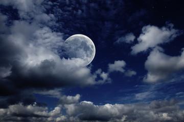 .night sky