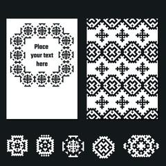 Ethnic Style Flyer