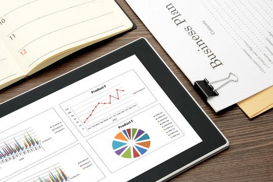 ビジネスイメージ―ビジネスプランとマーケティング