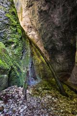 The wonderful Sighistel gorge