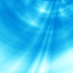 Blue sky way abstract website background