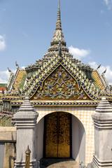 Wat Phra Kaew, Emerald Buddha Temple, bangkok, Thailand