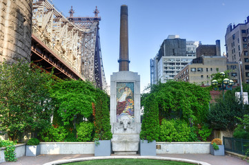 Evangeline Blashfield Fountain - New York City