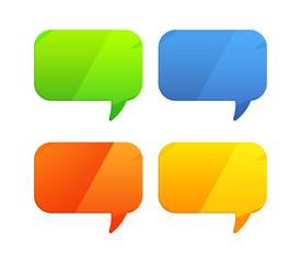 Chat Icon - Illustration