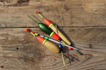 Fishing floats