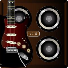 Guitar And Cab