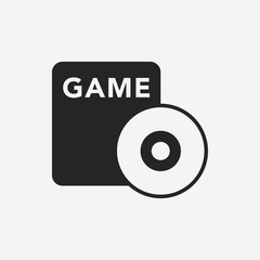 gmae CD sheet icon