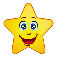 Smile Star Character