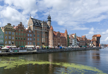 Old Town of Gdansk, Poland