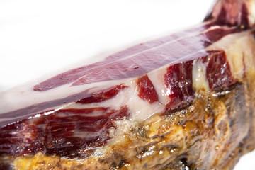 Cortar Jamón de bellota Ibérico