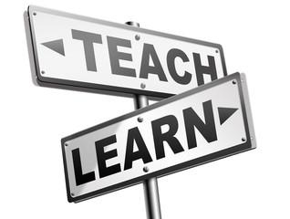 learn and teach