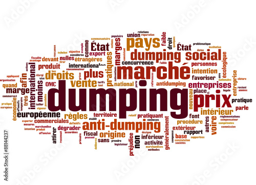 dumping Dumping definition, to drop or let fall in a mass fling down or drop heavily or suddenly: dump the topsoil here see more.